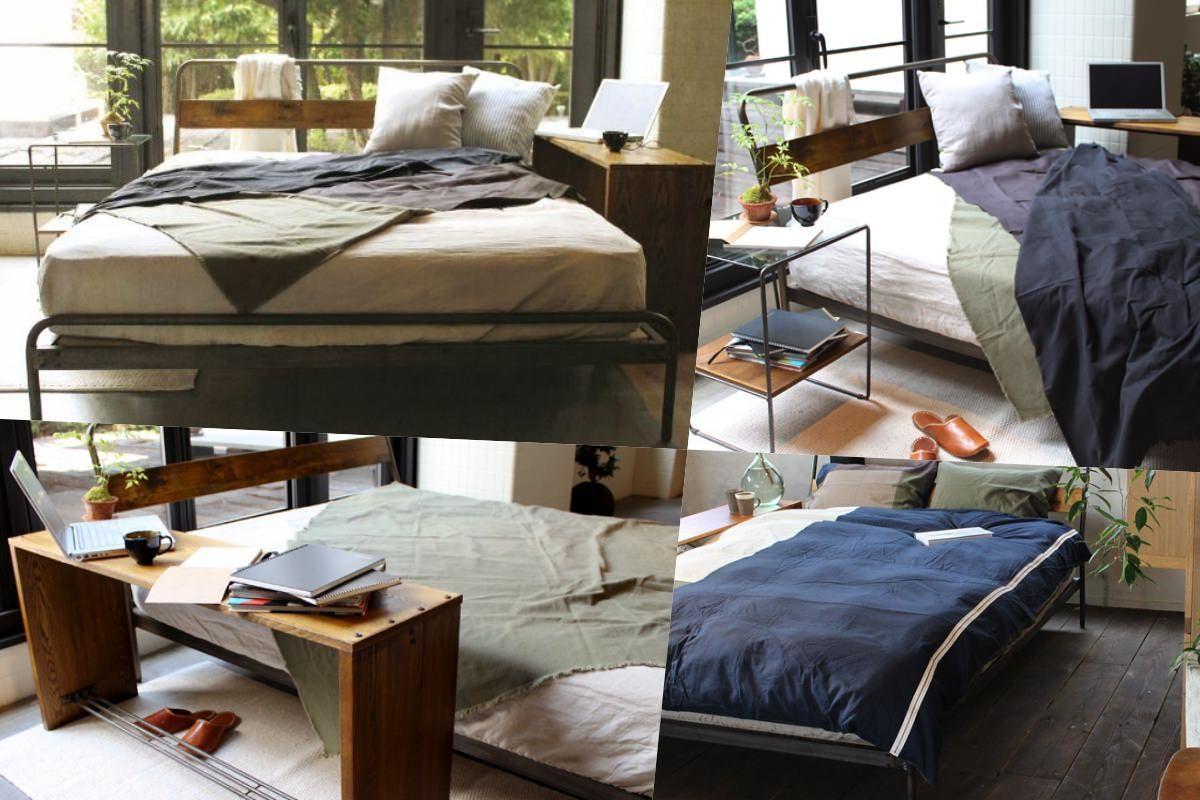 a.depeche socph bed(アデペシュ ソコフ ベッド)