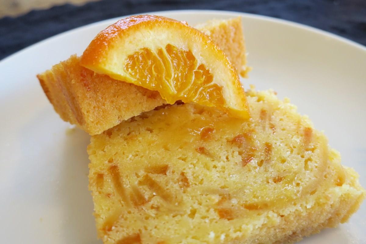 成城石井自家製オレンジケーキ
