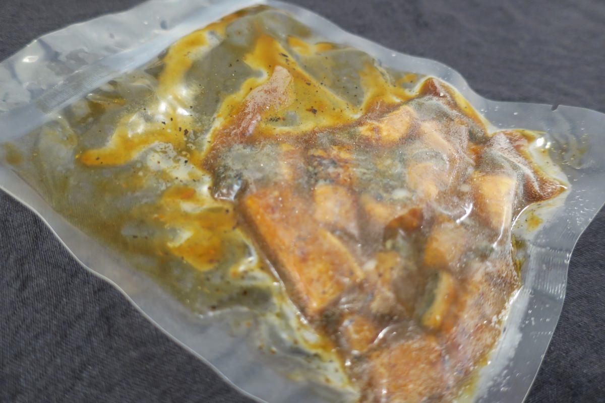 ベルーナの鹿児島産うなぎ蒲焼きざみ冷凍パック
