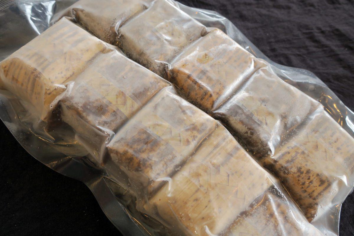 レンジで簡単!竹皮うなぎめしの冷凍パックをベルーナの通販で購入