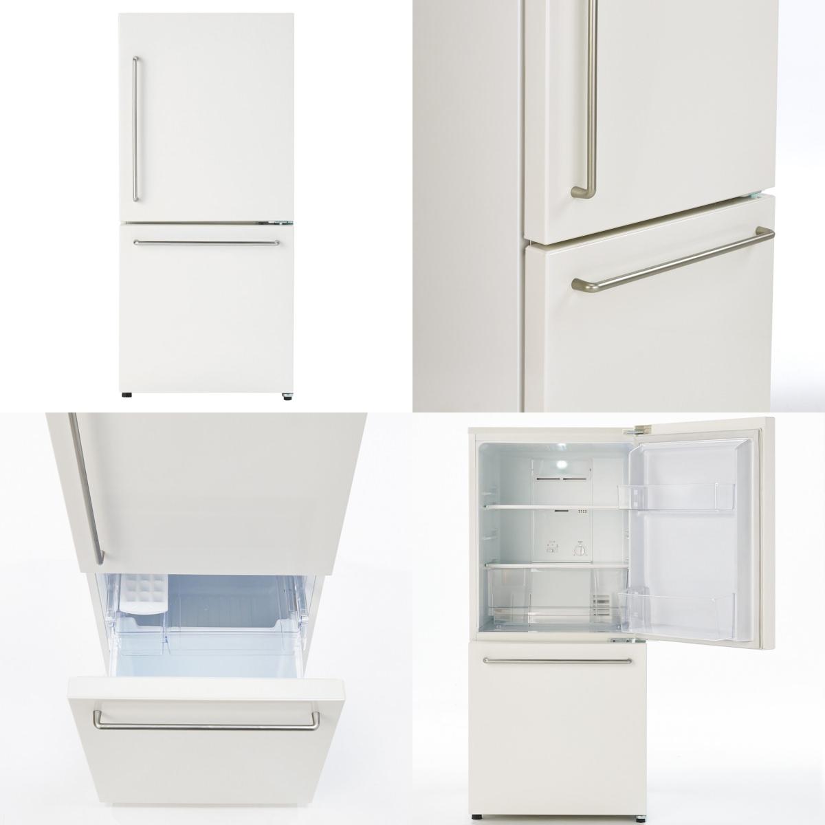 無印良品 電気冷蔵庫・157L(型番:MJ-R16A)