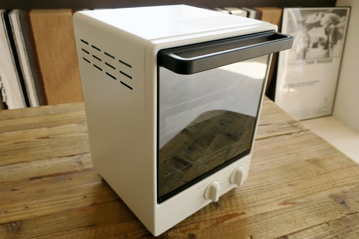 無印良品 オーブントースター 縦型