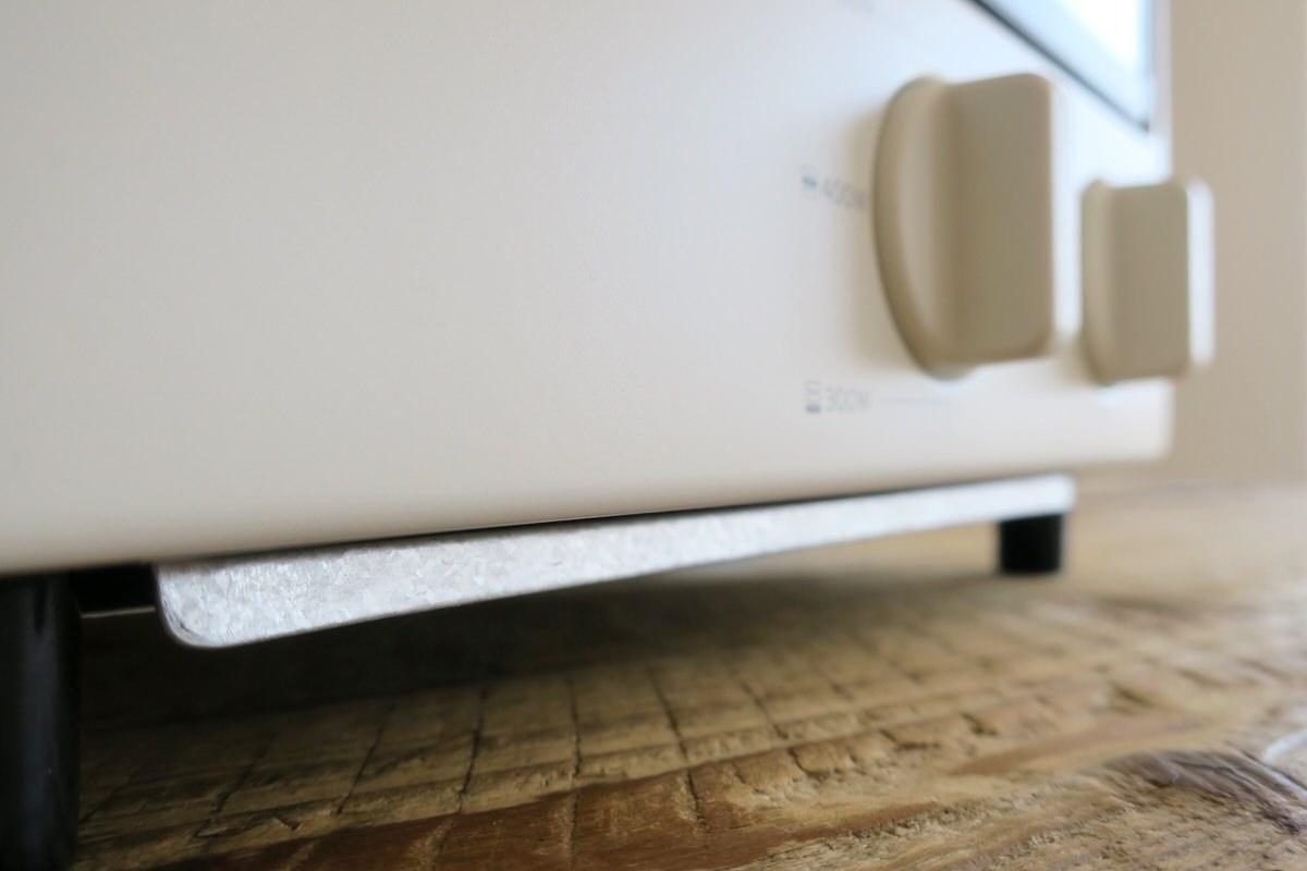 無印のトースター縦型の使い方