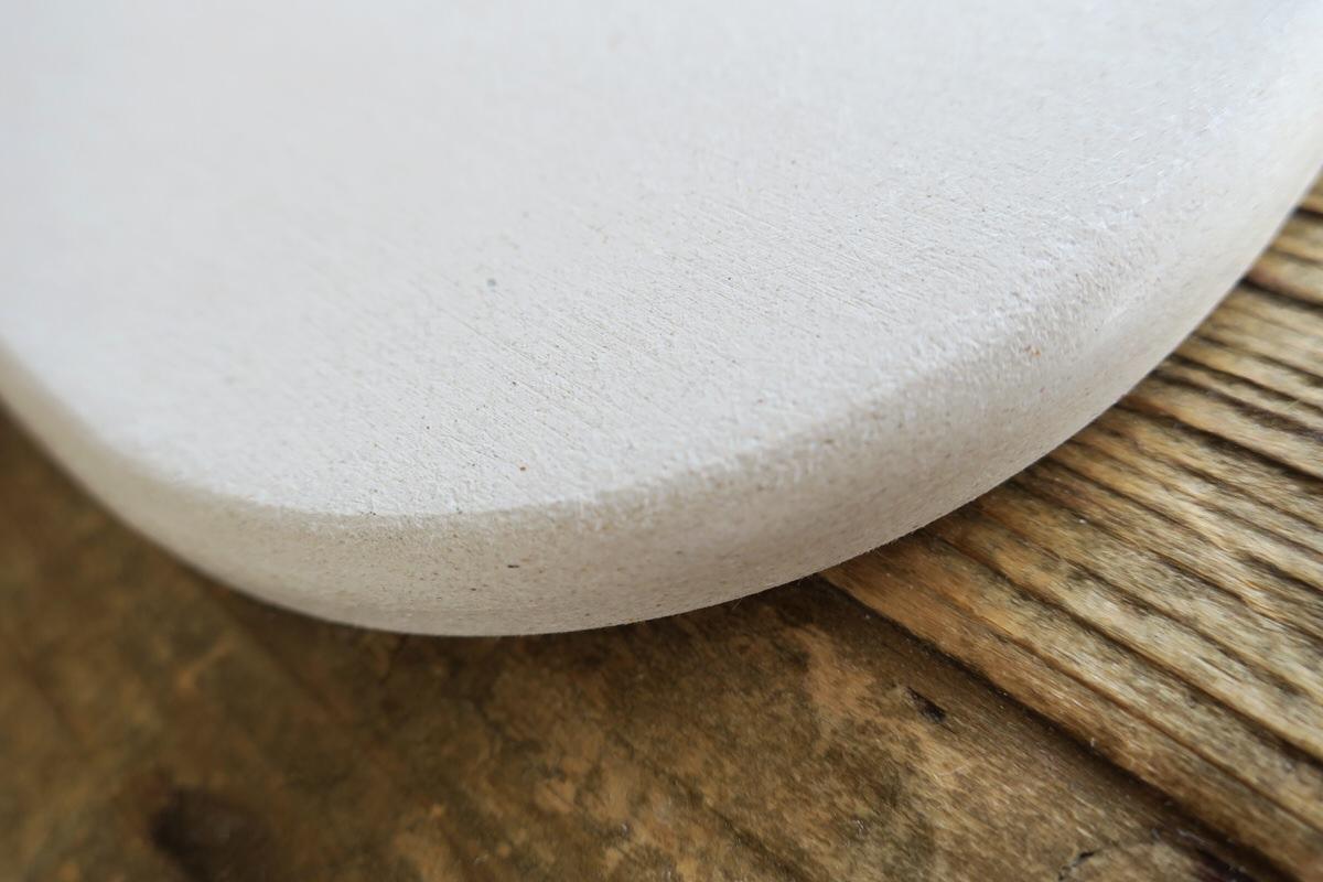 紙やすりを使った珪藻土バスマットのお手入れ方法