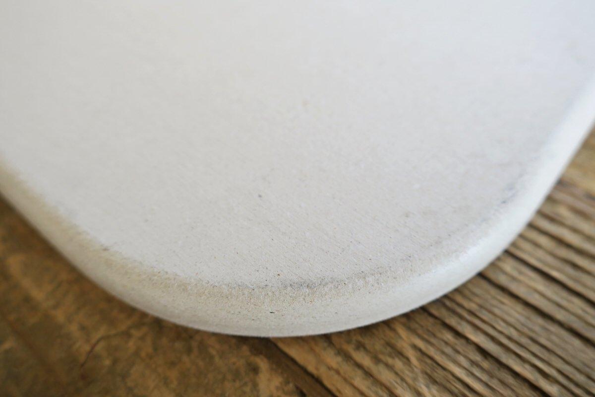 珪藻土バスマットの汚れ