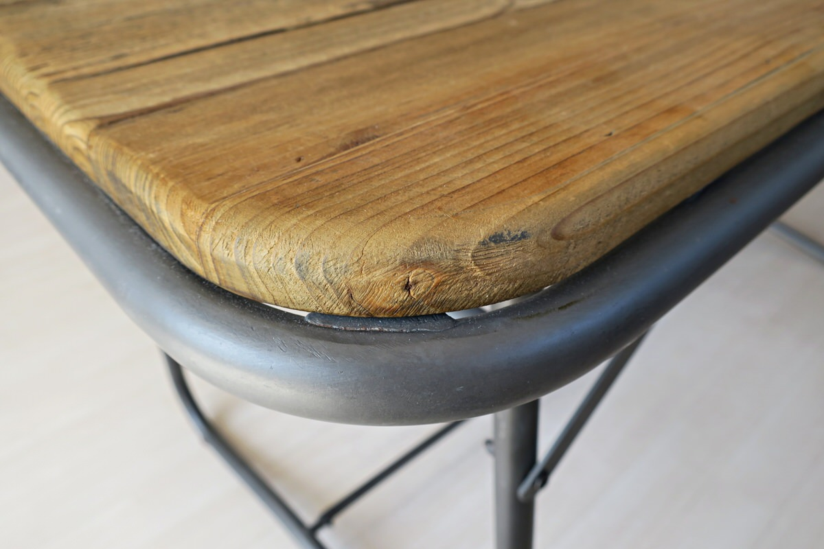 【CRASH GATE】Knot antiques Batton TABLE