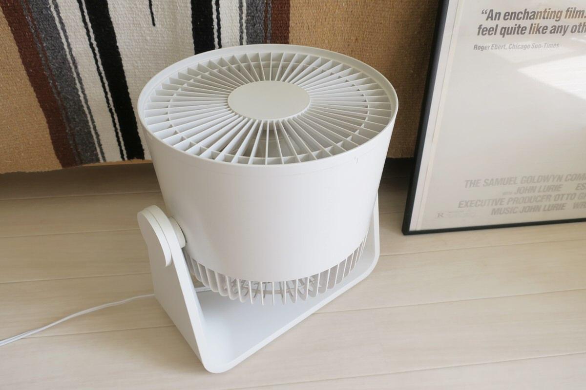 サーキュレーターでエアコンの電気代を節約する
