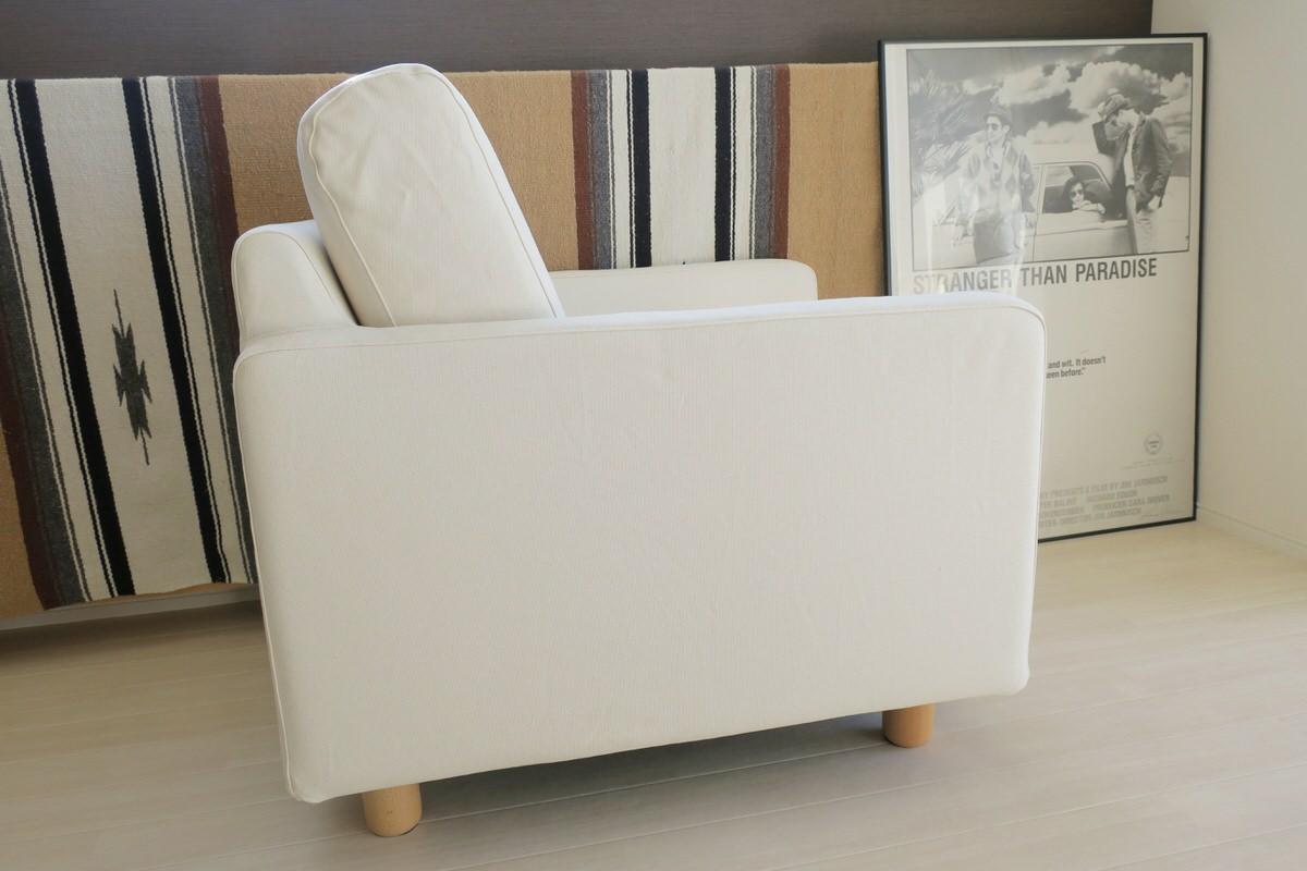 無印のソファでインテリアコーディネート実例