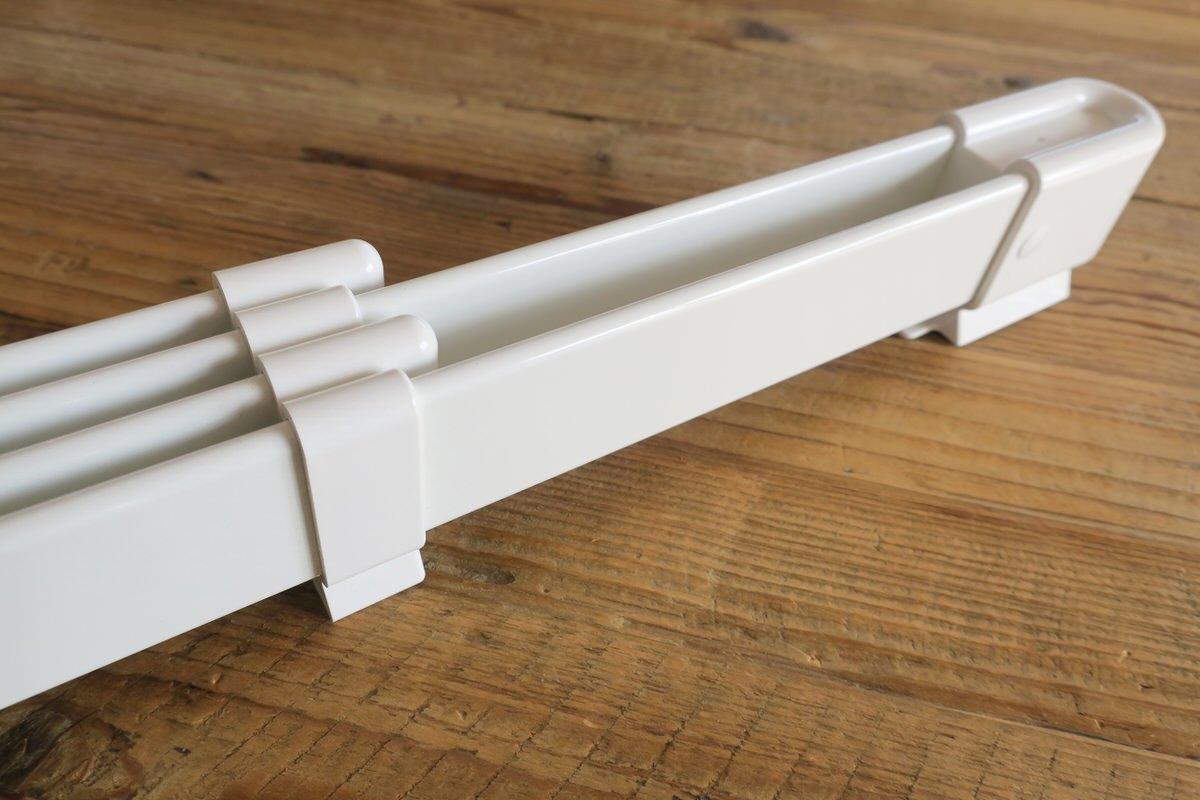 伸縮タイプのウインドーラジエーター