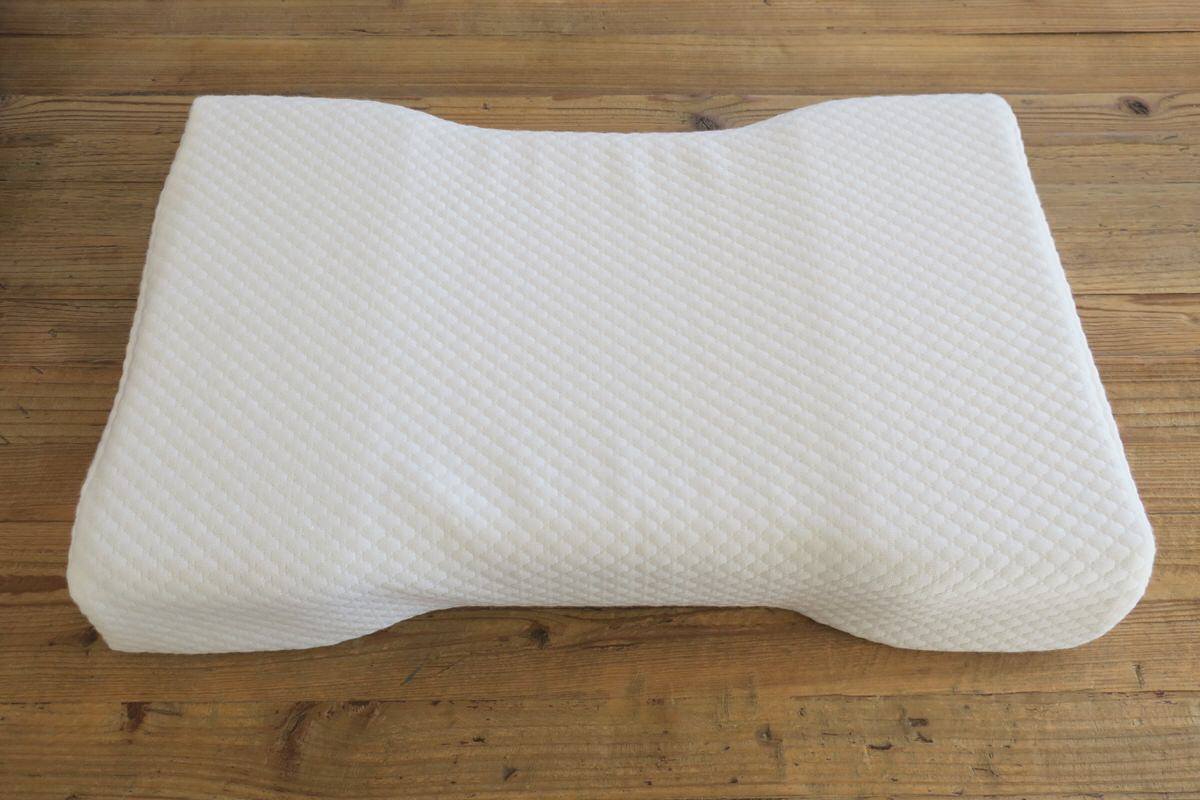 アスリープの枕『ファインレボピロー』の寝心地は?