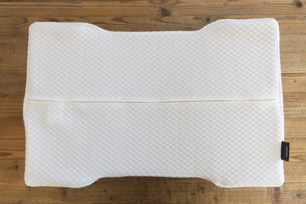ファインレボピローの枕カバー